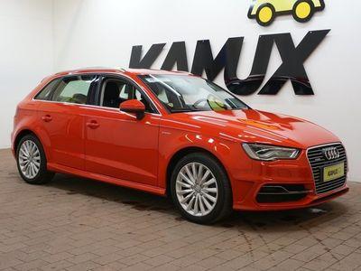 käytetty Audi A3 Sportback Business Sport 1,4 TFSI e-tron S tronic / LED-valot / Sport-istuimet / Navi