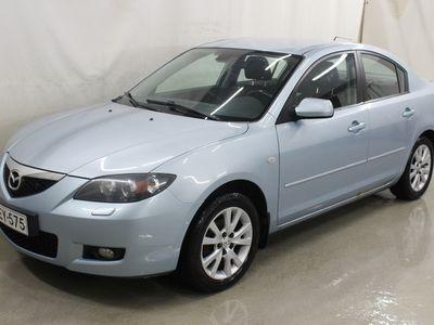 käytetty Mazda 3 1,6 Elegance 4d-Juuri katsastettu-