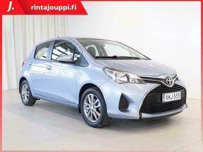 käytetty Toyota Yaris 1,33 Dual VVT-i Active 5ov Multidrive S *SUOMI-AUTO, NAVI* *** J. autoturva saatavilla, J. kotiintoi
