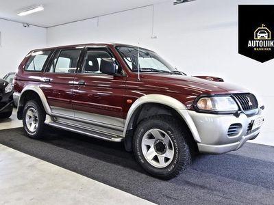 käytetty Mitsubishi Pajero Sport 2.5 Power Diesel GLS #Vaihto/rahoitus/kotiintoimitus#