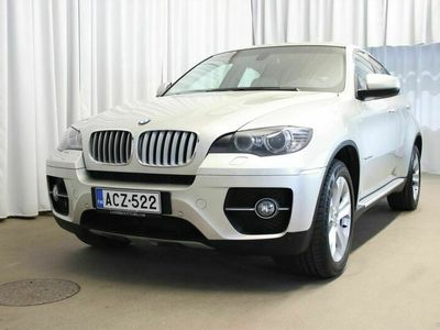 käytetty BMW X6 X6xDrive 35d A E71 HIENO / HYVIN HUOLLETTU / NAHAT