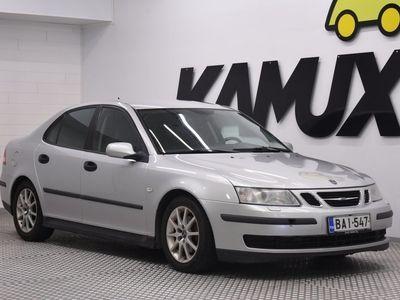 käytetty Saab 9-3 Sport Sedan 1,8t Linear Sentronic // AUTOMAATTI / VETOKOUKKU