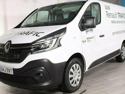 käytetty Renault Trafic dCi 145 L1H1 5,2m3 Navi Edition RAHOITUSKORKO TÄHÄN AUTOON 1,9%+KULUT