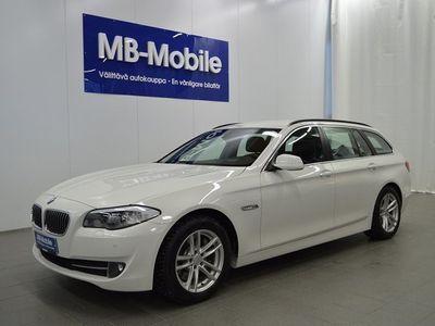 käytetty BMW 530 A xDrive 258hv F11 Touring Automatic #sport penkit #navi #vetokoukku #servotronic