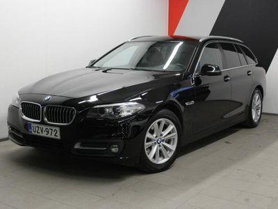käytetty BMW 518 5-SARJA F11 Touring d A Bsn Exclusive Edt, BPS takuu 24kk.