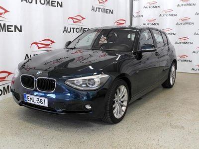 käytetty BMW 116 i A F20 TwinPwr Tbo Busin Auto Sport 5ov ** Rahoitus jopa ilman käsirahaa**