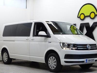 käytetty VW Caravelle Comfortline pitkä 2,0TDI 110kW DSG 9:lle / 1Om.Suomi-auto / Merkkihuollettu / Polttoainetoiminen lisälämmitin