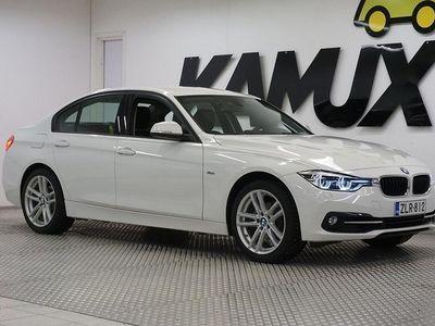 käytetty BMW 320 320 F30 Sedan i A xDrive Business Exclusive Edition Sport /1-OMISTEINEN SUOMI-AUTO/ /SPORT-ISTUIMET/
