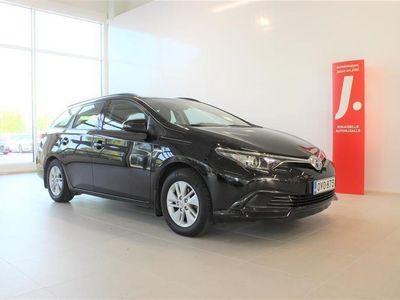 käytetty Toyota Auris Touring Sports 1,8 Hybrid Edition * VETOKOUKKU VAKIONOPEUDENSÄÄDIN KATS. 02/2022 *