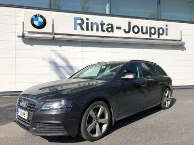 käytetty Audi A4 Avant 2,0 TDI DPF multitronic Business - Xenon / Urheiluistuimet / Suomi-auto