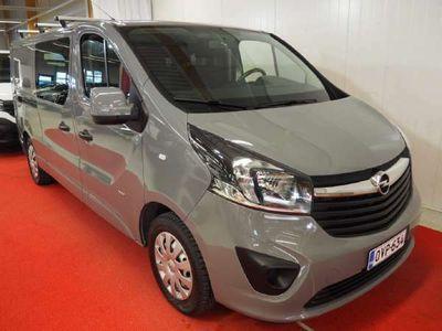 käytetty Opel Vivaro Edition