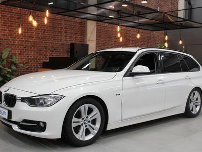 käytetty BMW 320 dA touring sportline *Vaihto / Rahoitus*