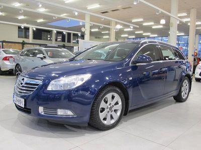 käytetty Opel Insignia SPORTS TOURER EDITION 2,0 CDTI ECOTEC PDF 118KW AT