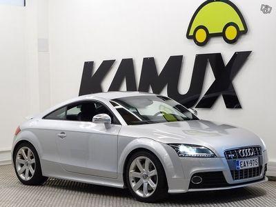käytetty Audi TTS Coupé 2,0 TFSI 200 kW quattro // HUIPPUSIISTI SUOMI-AUTO!!