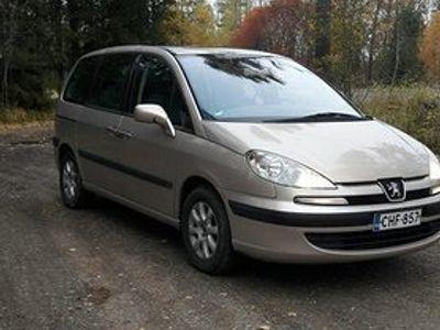 käytetty Peugeot 807 2.2hdi