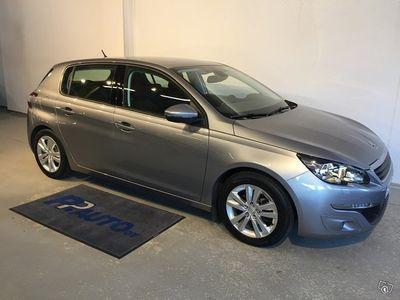 käytetty Peugeot 308 Active PureTech 130 A, Korko 1,99% ja 3 kk lyhennysvapaata - Korko 1,50% ja S-bonusta 500€:n oston a