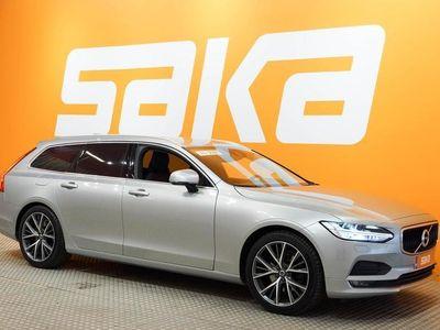 käytetty Volvo V90 T5 Bi-Fuel Momentum aut ** TULOSSA ** Adapt. Cruise / Pilot Assist / Kaistavahti / Pysäköintiavustin