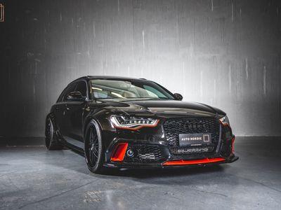käytetty Audi A6 Avant 3.0 V6 TDI Biturbo Quattro Tiptronic