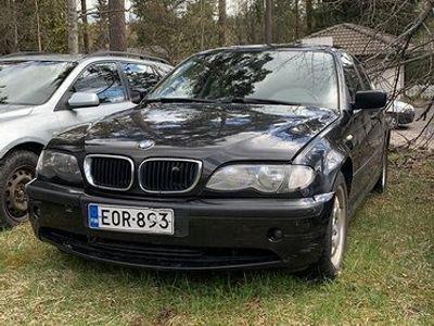 käytetty BMW 316 e46 i