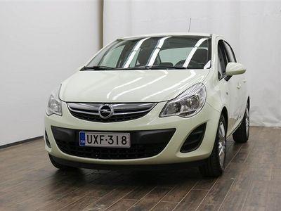 käytetty Opel Corsa 5-ov Enjoy 1,2 ecoFLEX Start/Stop 63kW MT5 **** Korko 0 % (+kulut) + 3kk eräpäivän siirto + min. 150