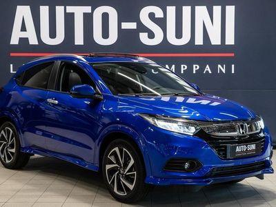 käytetty Honda HR-V 1,5 Executive CVT #lasikatto #navi #hetitoimitukseen