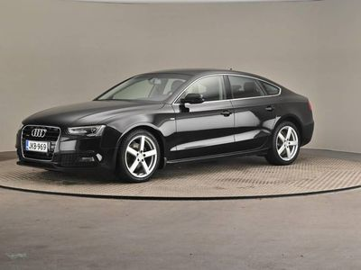 käytetty Audi A5 Sportback Bsn Sport+ 2,0 TDI cleanD 140 Q Stronic