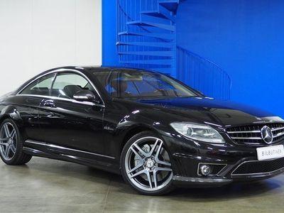 käytetty Mercedes CL63 AMG AMG