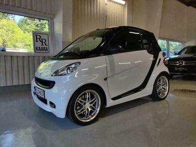 käytetty Smart ForTwo Cabrio Fortwo Avoauto 2ov 999cm3 AUT #BRABUS#