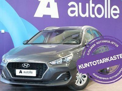 käytetty Hyundai i30 *KOTIINTOIMITUS* Wagon 1,4 T-GDI 7DCT-aut. Fresh. Tarkastettuna, Rahoituksella, Kotiin toimituksella