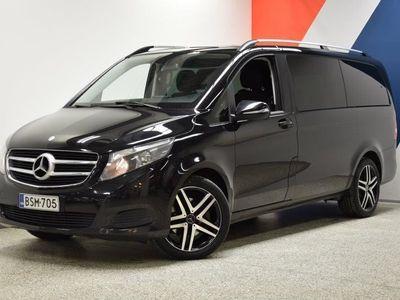 käytetty Mercedes V250 BlueTEC keskipitkä A2 Rahoitus korko vain 1,95%/ 6-paikkainen