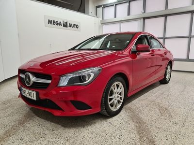 käytetty Mercedes 220 CLA-sarjaCDI BE A Premium Business