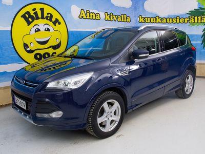 käytetty Ford Kuga 2,0 TDCi 150 hv PowerShift AWD A6 Titanium Business *POLTTOAINEKÄYTTÖINEN LISÄLÄMMITIN/VAKKARI/PYSÄKÖINTITUTKA* - *HULLUT AUTOMARKKINAT!!!*
