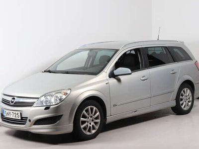 käytetty Opel Astra Wagon Enjoy Edition 1,6 XE1 Twinport 77kW/105hv M5 - OPC-Line!