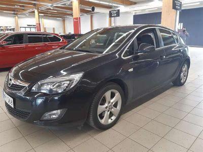 käytetty Opel Astra 5-ov Sport 1,6 Turbo Ecotec 132kW AT6 #Hyvin Huollettu #Defa-lämpöpaketti #Vetokoukku