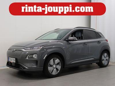 käytetty Hyundai Kona electric 64 kWh 204 hv Style