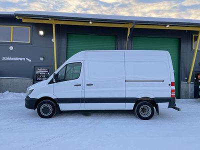 käytetty Mercedes Sprinter 516 CDI KUORMA-AUTO