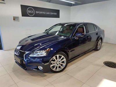käytetty Lexus GS300h Hybrid A Luxury, Huippuvarusteet! M&L, Lounge-istuimet, Kattoluukku, Hud, Nahat, Navi, Bsm, YM!