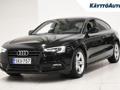 käytetty Audi A5 Sportback Black Edition 1,8 TFSI 125 kW multitroni