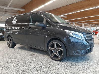 käytetty Mercedes Vito 109CDI keskipitkä man #Koukku#Webasto#ILS *** J. autoturva saatavilla, J. kotiintoimitus