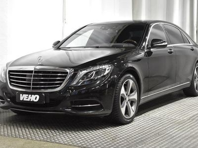 käytetty Mercedes S350 BlueTec L Aut. +Navi, Nahkasisusta, Panoraama, Adaptiivinen vakkari...