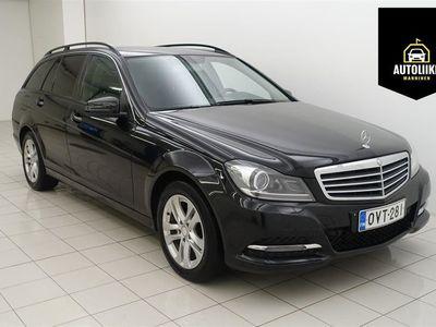 käytetty Mercedes C200 CDI BE T A Premium Business #Vaihto/rahoitus/kotiintoimitus#