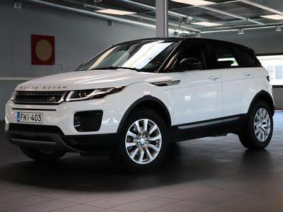 käytetty Land Rover Range Rover evoque 2,0 TD4 150 Aut SE Business, Parkkitutkat, Webasto, Nahat, Bluetooth, Ratinlämmitys, Xenon-ajovalot