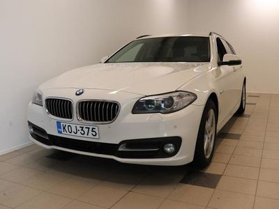 käytetty BMW 518 dA Touring Business Exclusive Edition