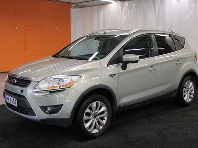 käytetty Ford Kuga 2,0 TDCi 163 DPF PwrShift 4wd Titanium A **SIISTI JA HYVIN HUOLLETTU, Korko 1.99%**