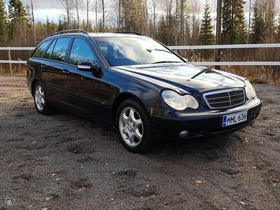 used Mercedes C200 CDI - myös vaihto