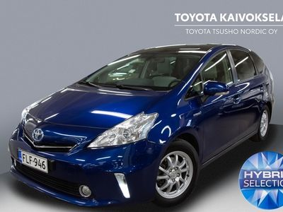 käytetty Toyota Prius+ Linea Sol 7p ** Suomi-auto **