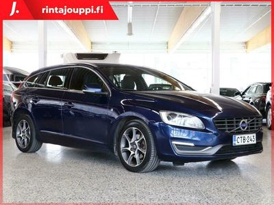 käytetty Volvo V60 D4 Ocean Race Business aut *** J. kotiintoimitus