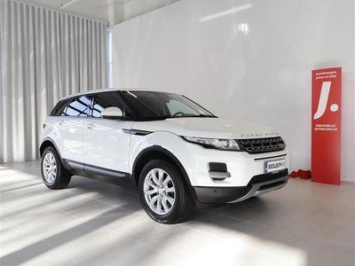 käytetty Land Rover Range Rover evoque 2,2 TD4 Pure Aut *NAHAT, NAVI, MERIDIAN-AUDIO, KOUKKU* *** J. autoturva saatavilla, J. kot...