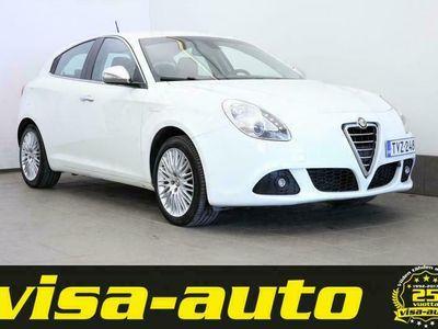 käytetty Alfa Romeo Giulietta 2,0 JTDm 140hv Business *Nahkaverhoilu, BOSE*