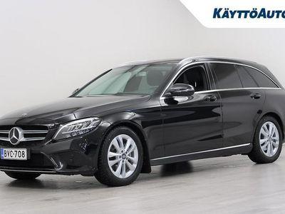 käytetty Mercedes C200 d T A Business Avantgarde